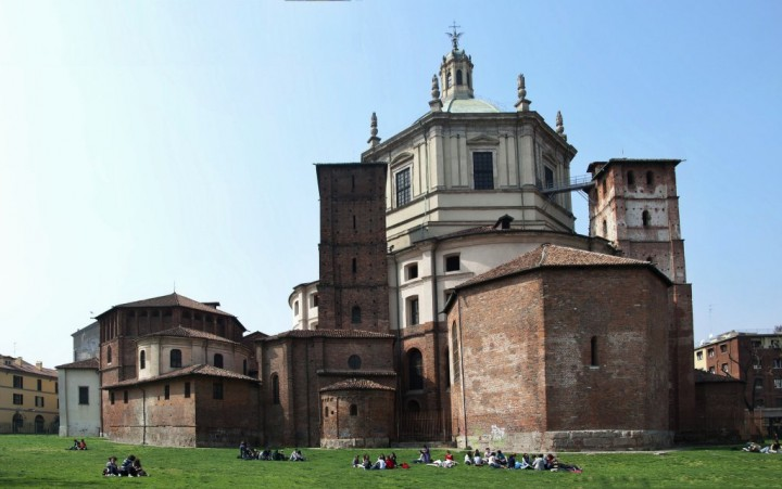 San Lorenzo Maggiore, Things to do in Milan, Lombardy, Italy