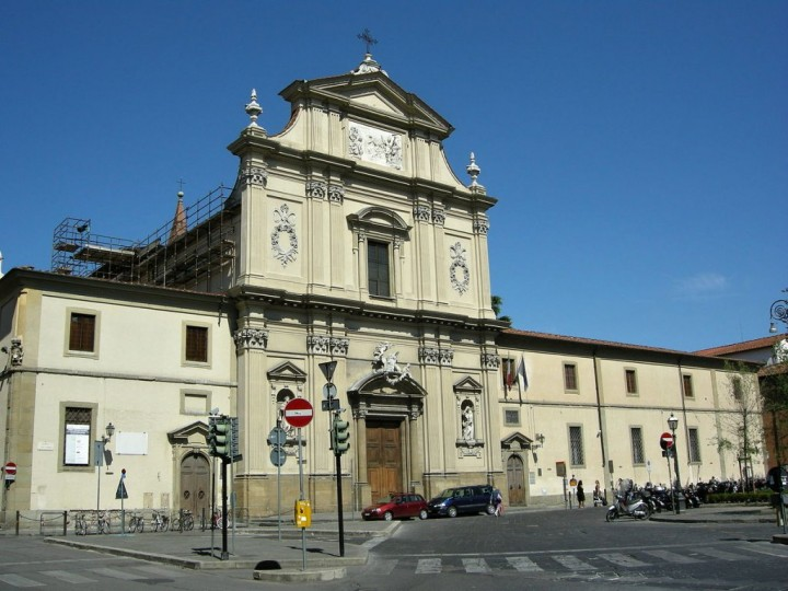 San Marco church and monastery, Things to do in Florence, Tuscany, Italy