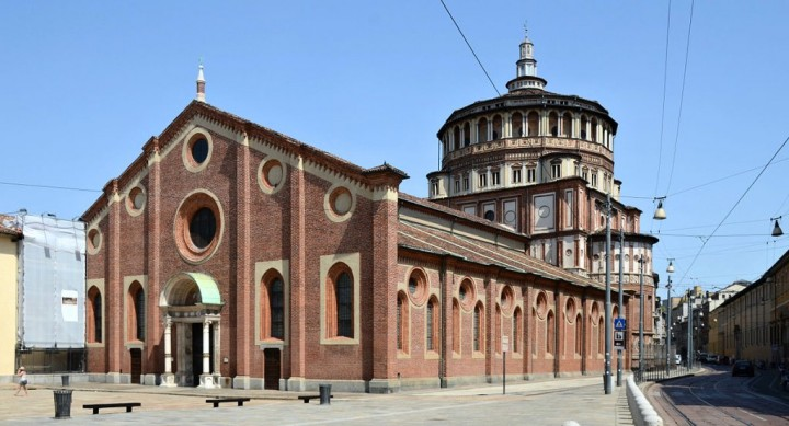 Santa Maria Delle Grazie Church, Things to do in Milan, Lombardy, Italy