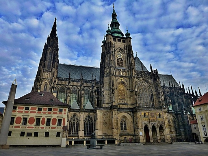 St Vitus Cathedral, Prague Castle, Things to do in Prague, The Czech Republic