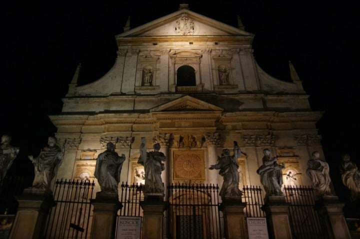 Church of Saints Peter and Paul, Things to do in Krakow, Poland