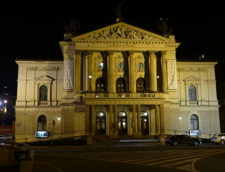 State Opera, Things to do in Prague, The Czech Republic