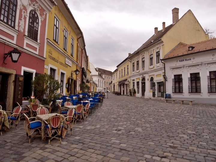 Szentendre, Most beautiful cities and towns in Hungary