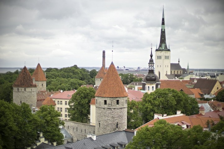 Tallinn, Most beautiful cities and towns in Estonia