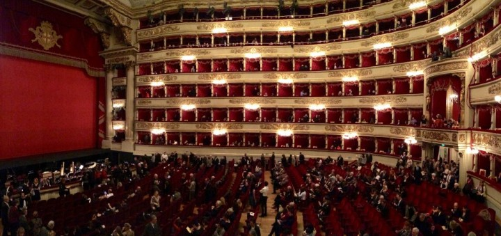 Teatro Alla Scala, Things to do in Milan, Lombardy, Italy