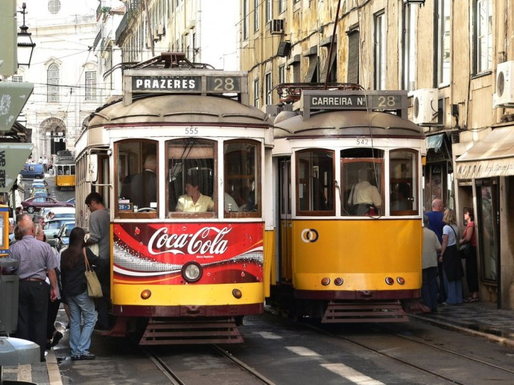 Trams 28, Top Places to see in Lisbon, Portugal