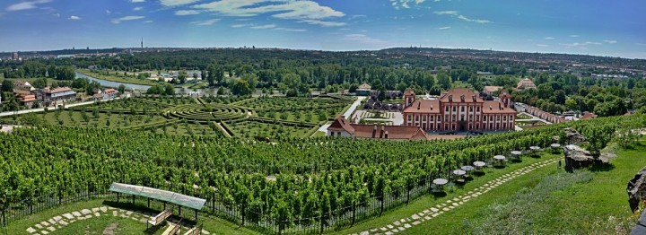 Troja Palace and gardens, Things to do in Prague, The Czech Republic