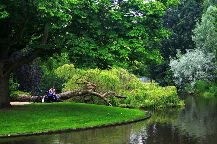 Vondelpark, Things to do in Amsterdam, Netherlands