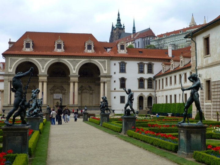 Wallenstein Palace Gardens, Things to do in Prague, The Czech Republic