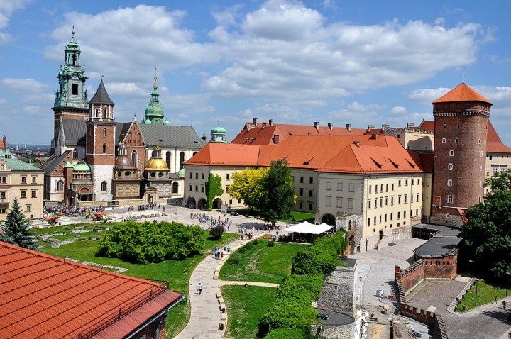 Wawel Castle Hill, Things to do in Krakow, Poland