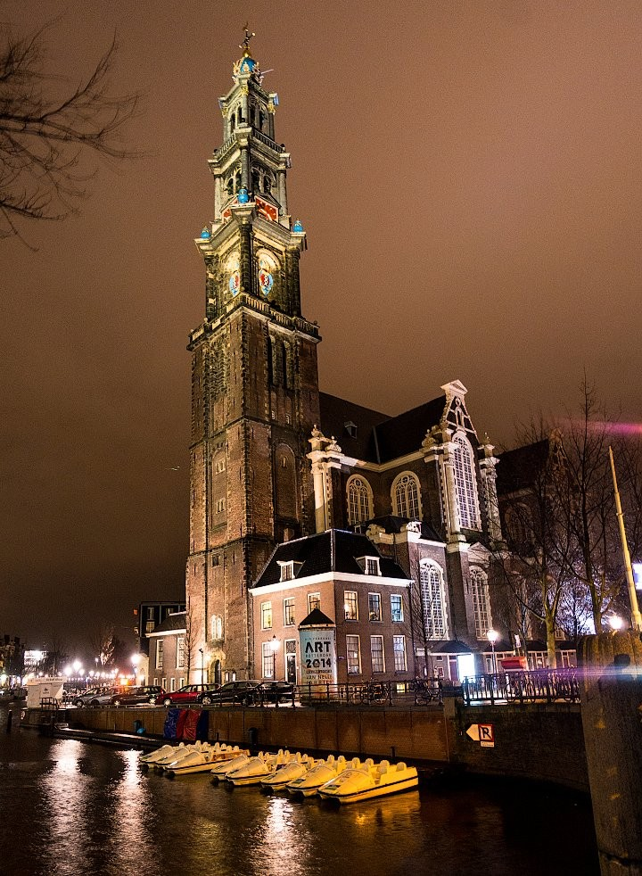 Westerkerk, Things to do in Amsterdam, The Netherlands