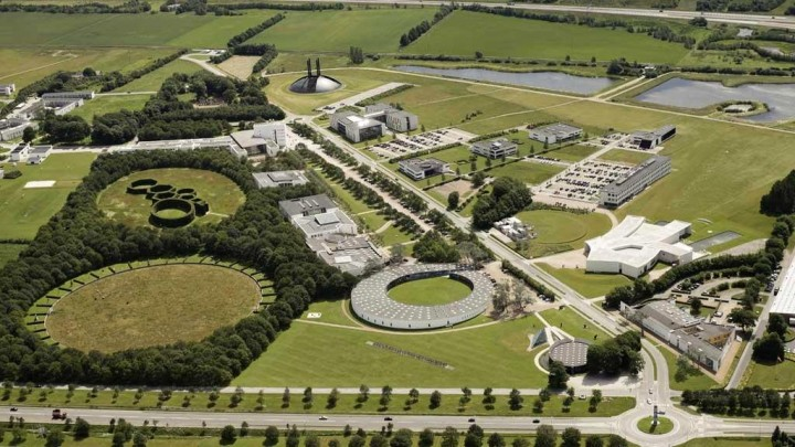 Birk Centerpark in Herning, beautiful cities and towns in Denmark