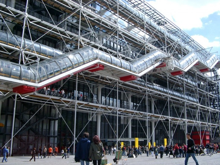Centre Georges Pompidou, Things to do in Paris, France
