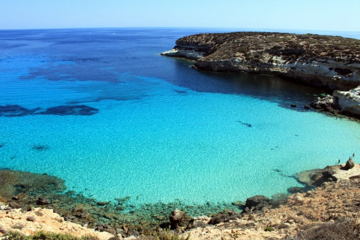Conigli beach, Lampedusa, Sicily beaches - Best beaches in Sicily, Italy