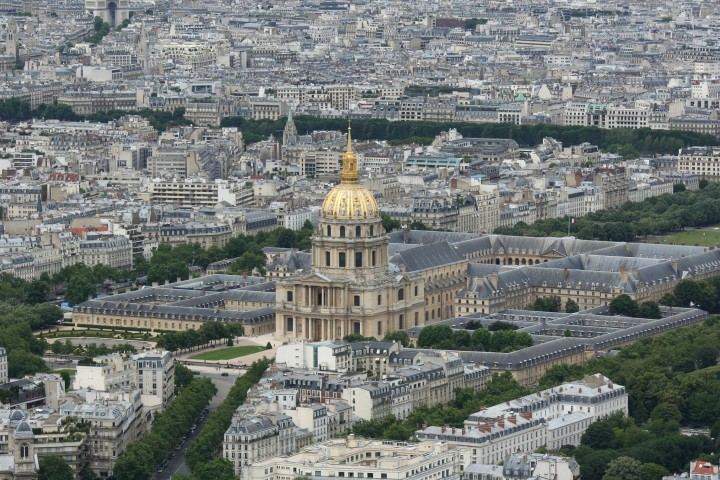 Dome of Les Invalides, Montparnasse, Things to do in Paris, France