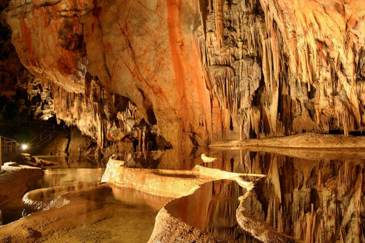 Domica Cave in Slovakia