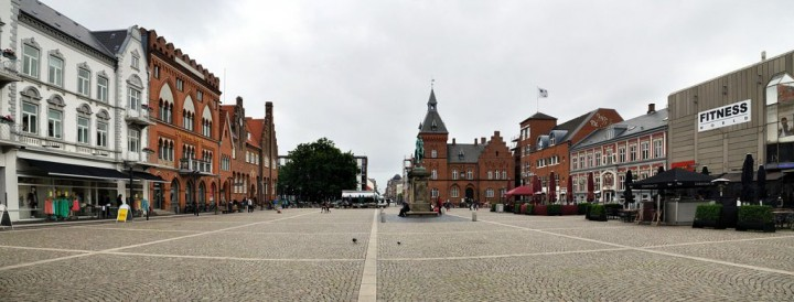 Esbjerg, beautiful cities and towns in Denmark