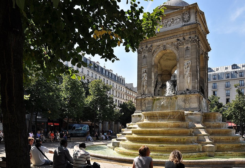 Fontaine des Innocents, Things to do in Paris, France