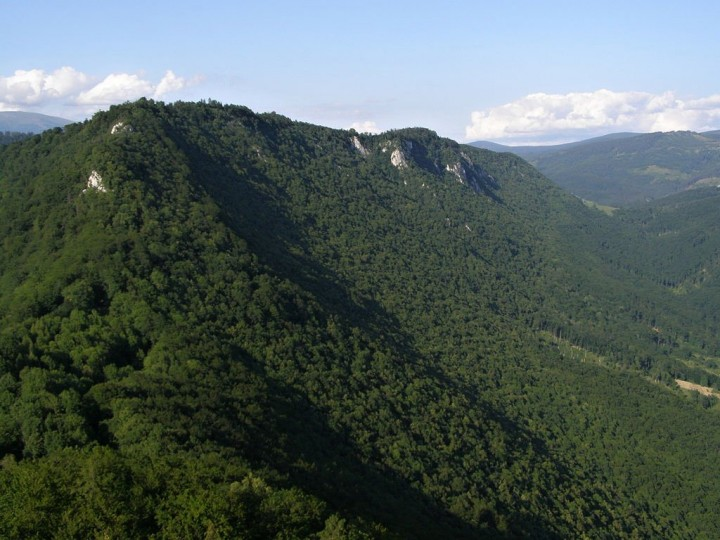 Forests of Muránska planina National Park, National Parks of Slovakia