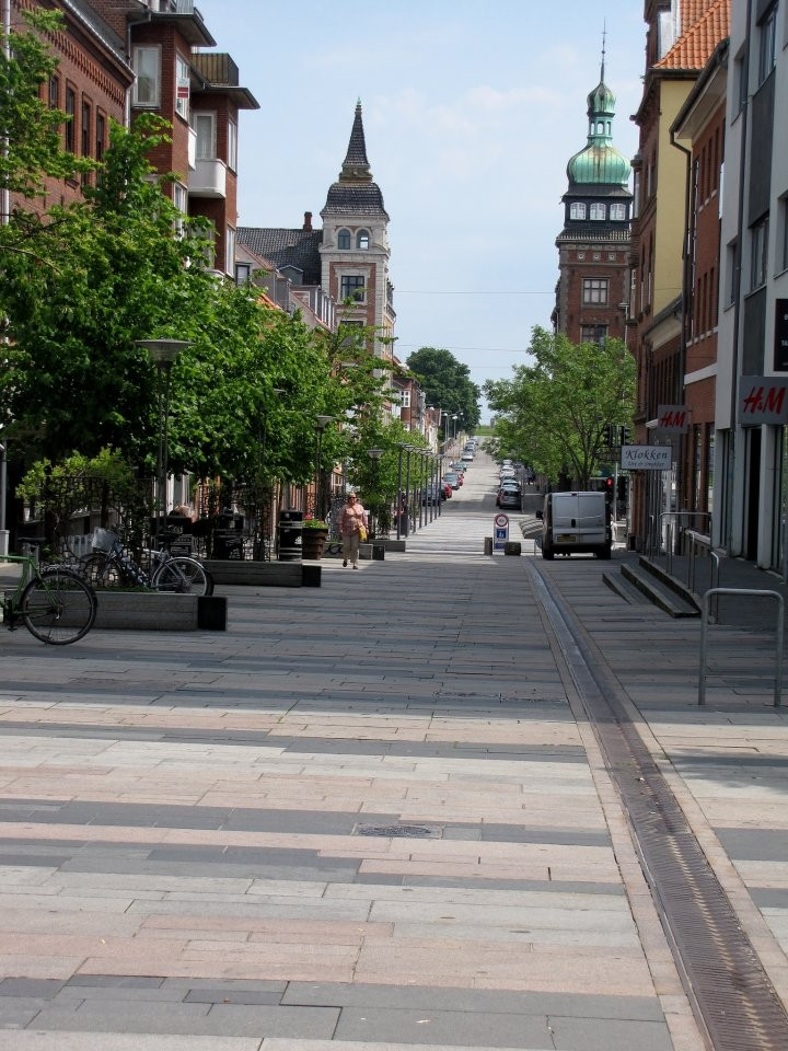 Fredericia, beautiful cities and towns in Denmark