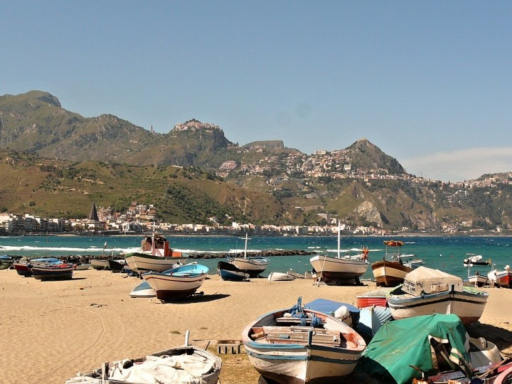 Giardini-Naxos, Messina, Sicily beaches - Best beaches in Sicily, Italy