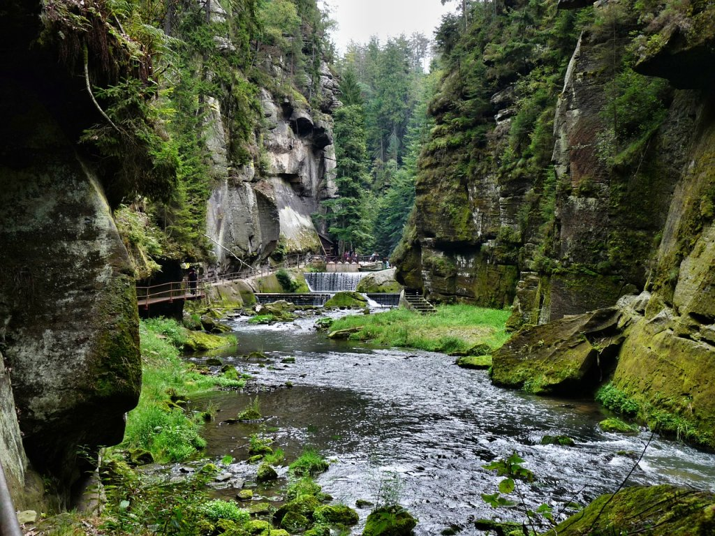 Best places to visit in the National Parks of the Czech Republic