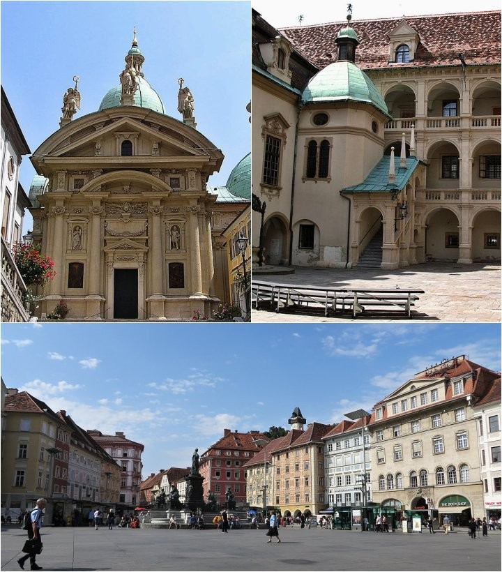 City of Graz, UNESCO World Cultural Heritage Site, Things to do in Austria