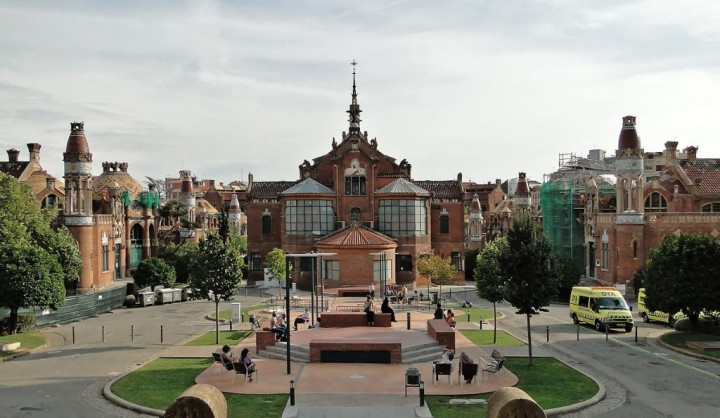 Hospital Santa Creu i Sant Pau, Things to do in Barcelona, Spain