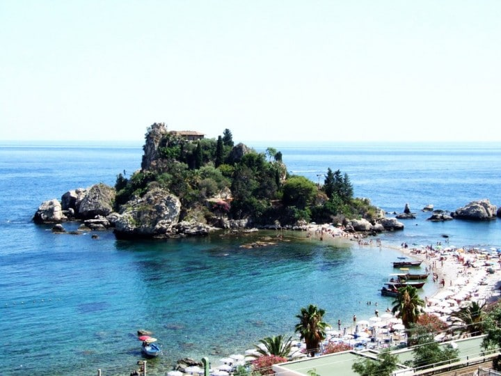 Isola Bella, Taormina, Messina, Sicily beaches - Best beaches in Sicily, Italy