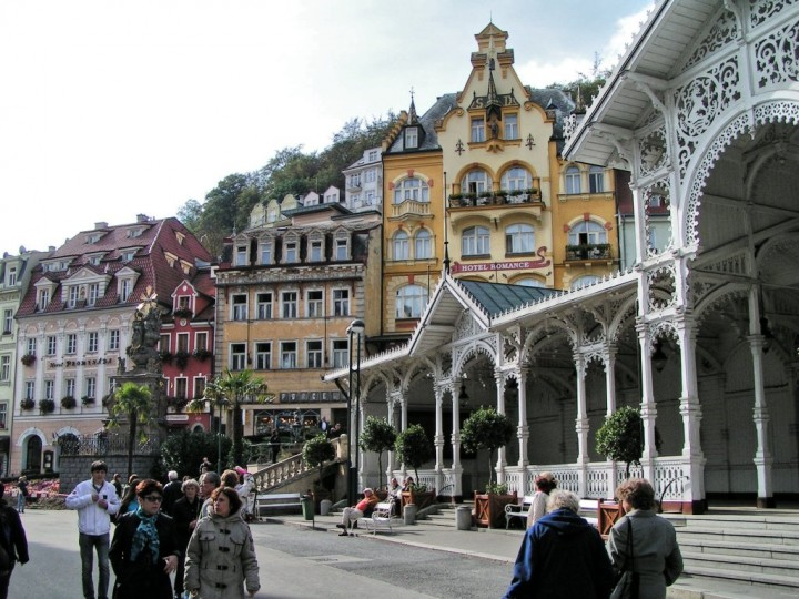 Karlovy Vary, The Czech Republic