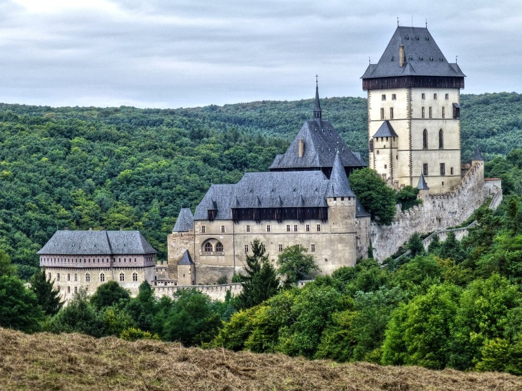 Karlštejn Castle, The Czech Republic