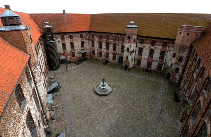 Koldinghus castle, beautiful cities and towns in Denmark