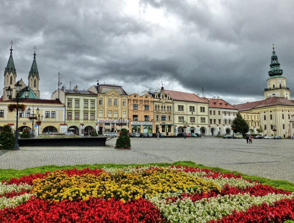 Kroměříž, The Czech Republic