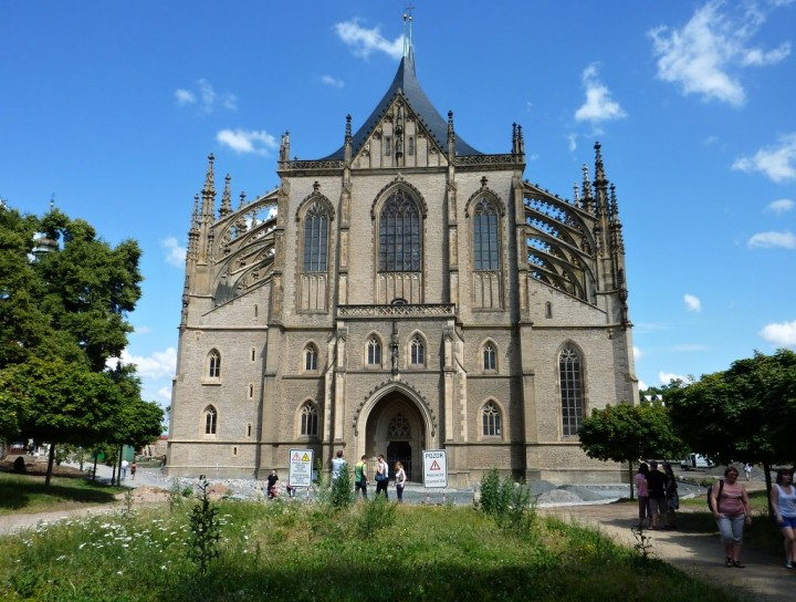 Kutná Hora, The Czech Republic