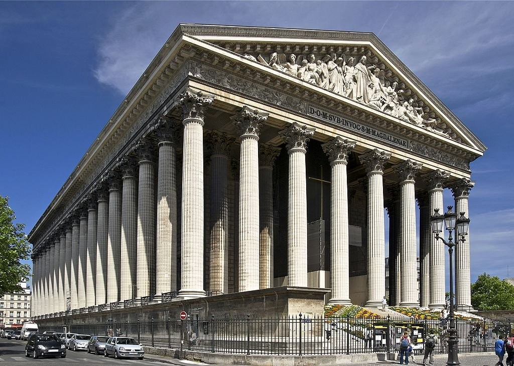 La Madeleine Church, Things to do in Paris, France