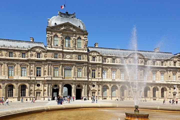 Louvre Museum, Things to do in Paris, France