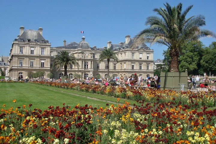 Luxembourg Palace and gardens, Things to do in Paris, France