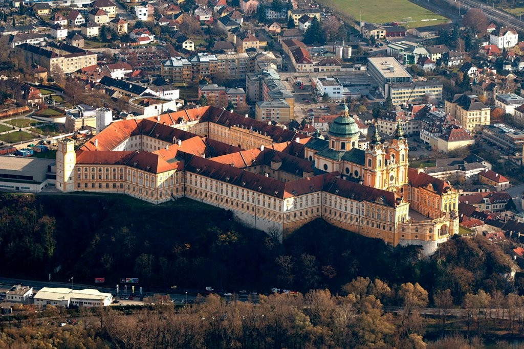 Melk Abbey, Wachau Cultural Landscape, Things to do in Austria