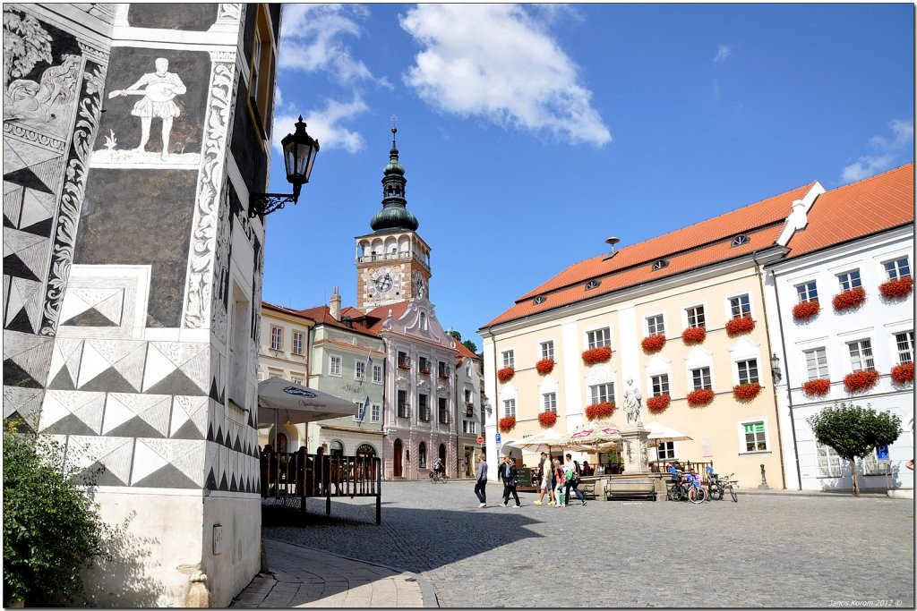 Mikulov, The Czech Republic