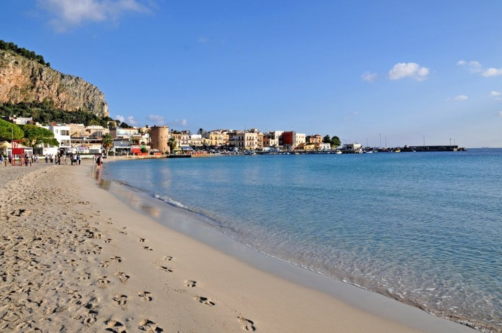 Mondello beach, Palermo, Sicily beaches - Best beaches in Sicily, Italy