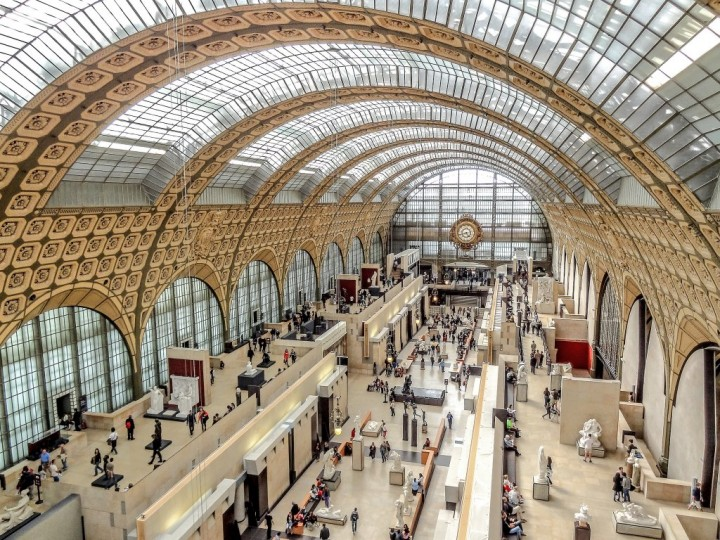 Musée d'Orsay, Things to do in Paris, France
