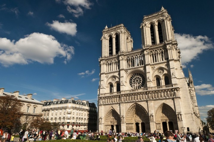 Notre Dame Cathedral, Things to do in Paris, France