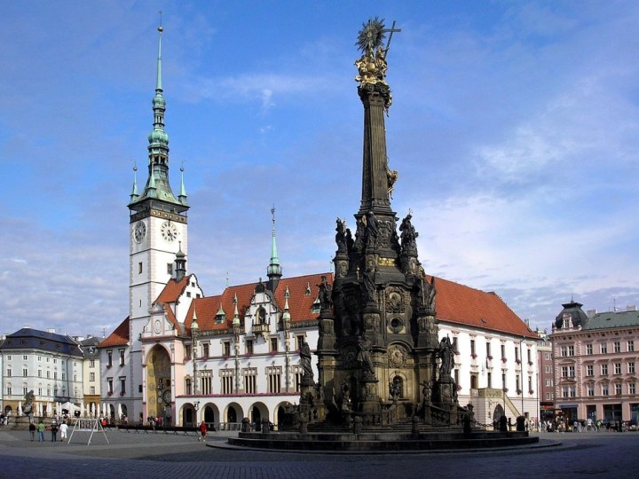Olomouc, The Czech Republic