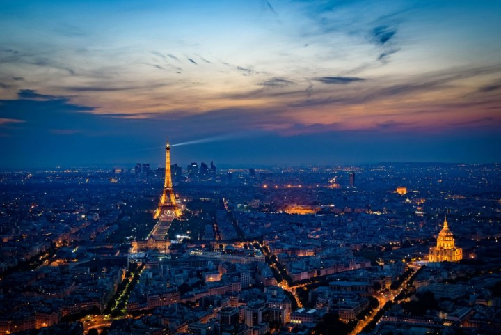 Evening in Paris, Things to do in Paris, France