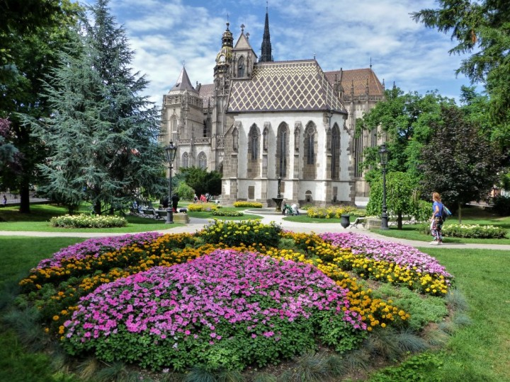 Park at the Lower Gate, Visit Košice - Things to do in Košice, Slovakia