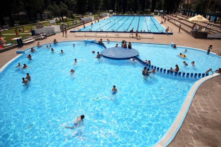 Ryba swimming pool, Things to do in Kosice, Slovakia
