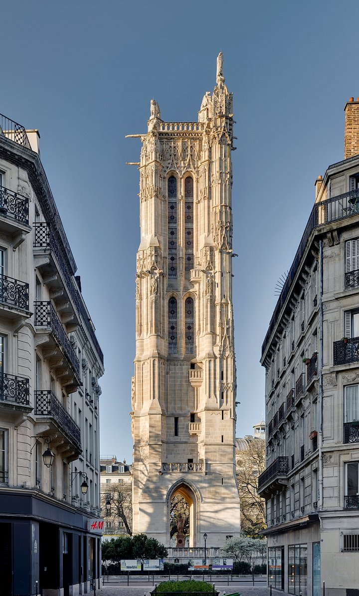 Saint-Jacques Tower, Things to do in Paris, France