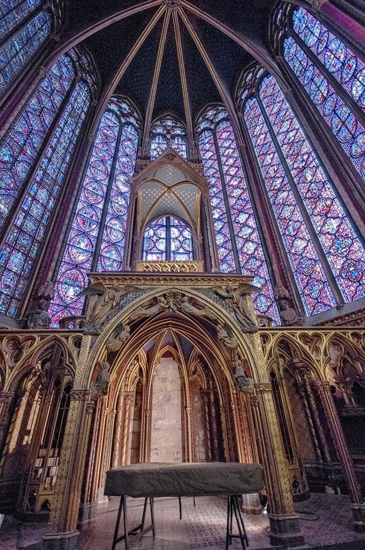 Sainte-Chapelle, Things to do in Paris, France