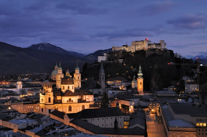 Salzburg, UNESCO World Cultural Heritage Site, Things to do in Austria