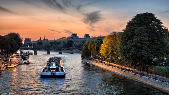 Seine river, Things to do in Paris, France